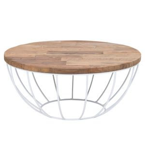 Madison Coffee Table White by d-Bodhi