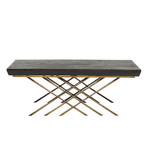 Amelie Cross Coffee Table