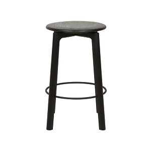 Sketch Glide Barstool - Black