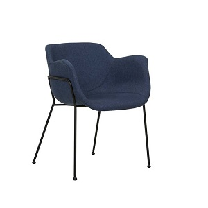Etta Arm Chair - Royal Tweed