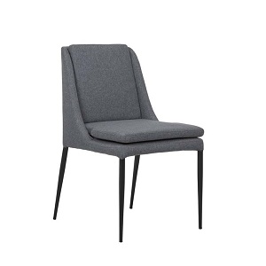 Hannah Dining Chair - Iron Grey