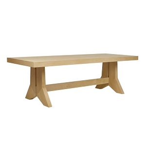 Bowen Dining Table - Natural Oak