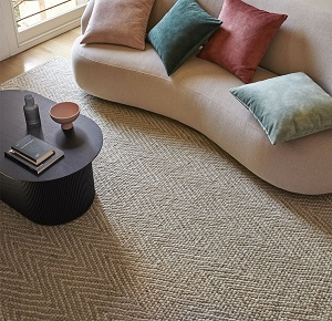 Zambesi Rug - Feather by Weave