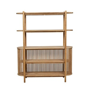 Tully Bookcase - Natural