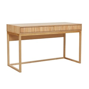 Benjamin Ripple Desk - Natural