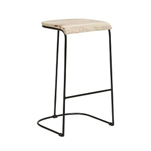 Merricks Barstool - Black