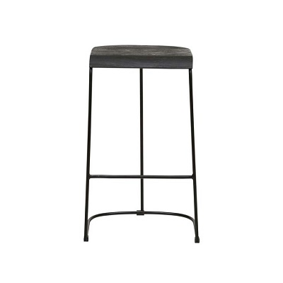 Merricks Barstool - Matt Black
