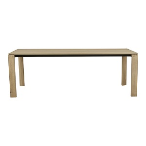 Huxley Linea Dining Table 10s - Oak