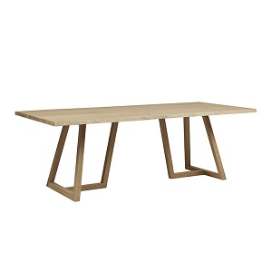 Huxley Organic Dining Table - Oak