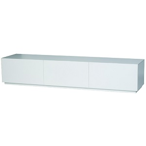 Classique Entertainment Unit - White