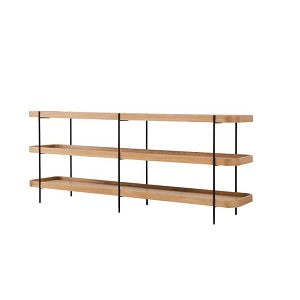 Sketch Humla Shelf - Light Oak