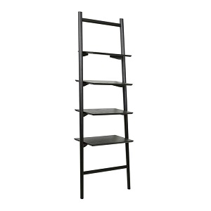 Sketch Tosta Leaning Shelf - Black Onyx