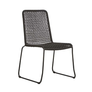 Haven Rope Dining Chair - Espresso