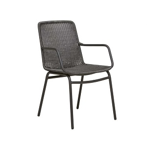Somers Arm Chair - Licorice