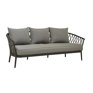 Maui 3 Seater Sofa - Shadow Grey