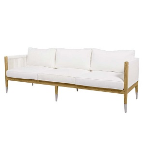 Reef 3 Seater Sofa - Natural