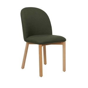Cohen Dining Chair - Military Green
