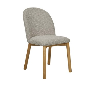 Cohen Dining Chair - Taupe Boucle