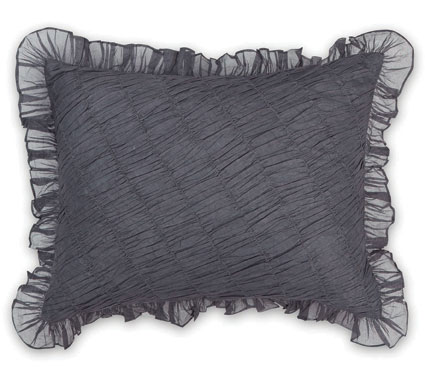 Spanish Ruffle Cushion