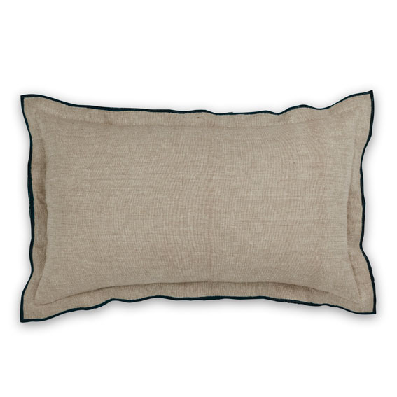 Linen Edge Cushion