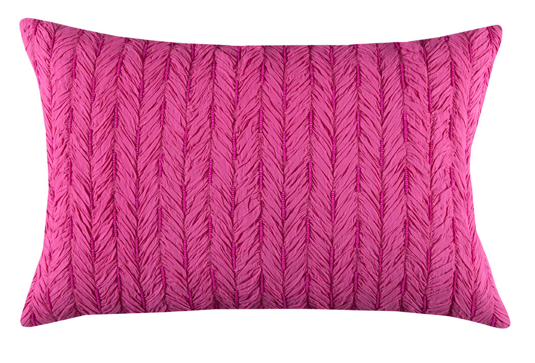 Mala Cushion in Pink