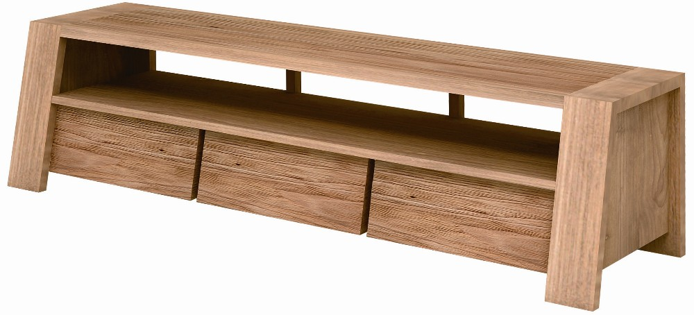 TRAPESIUM low dresser<BR>3 shelves/3 drawers<BR>by d-BODHI