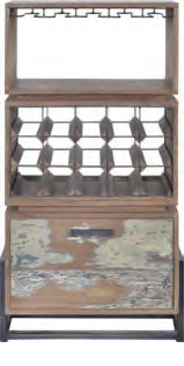 Look Wine Cabinet - small