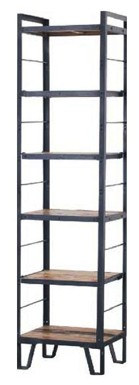 Dolly 6 Shelf Cabinet