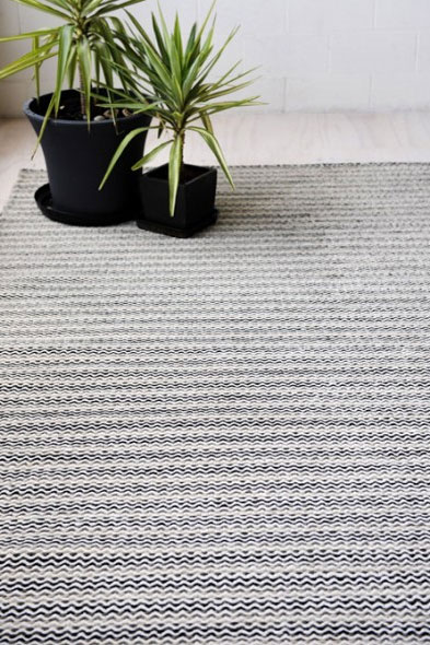 Braid Ripple Rug