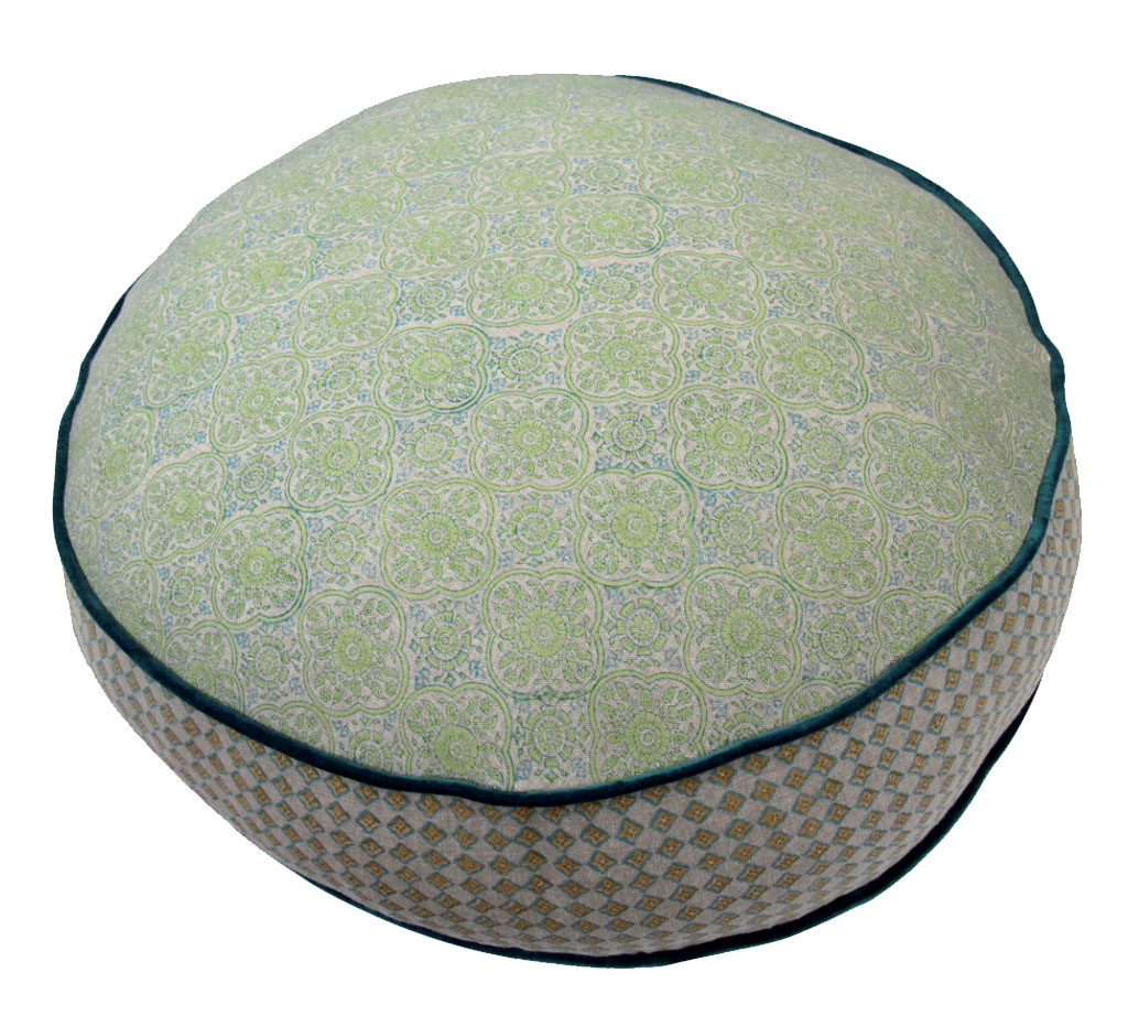 Imperial Round Floor Cushion