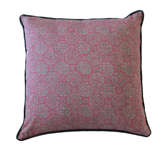 Neon Teluni Cushion