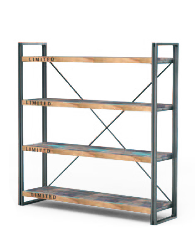 Ferum Wide Bookrack