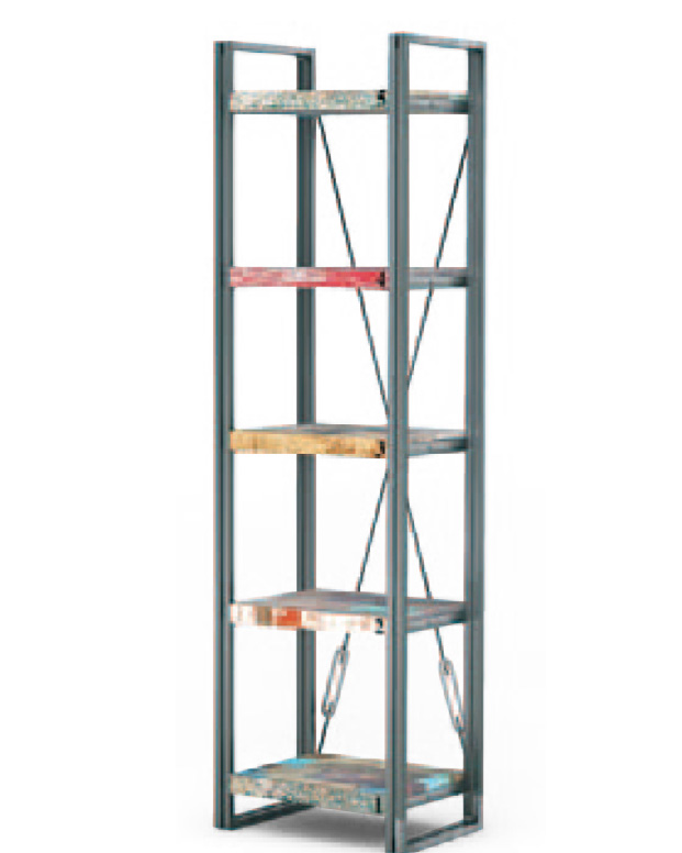 Ferum Slim Bookrack