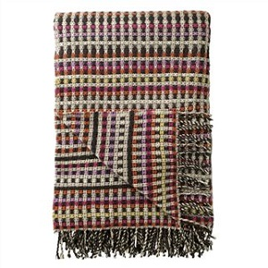 ashbee berry blanket by designers guild