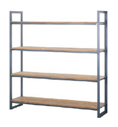 Fendy 4 Shelf Bookrack