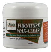 Furniture Wax Clear