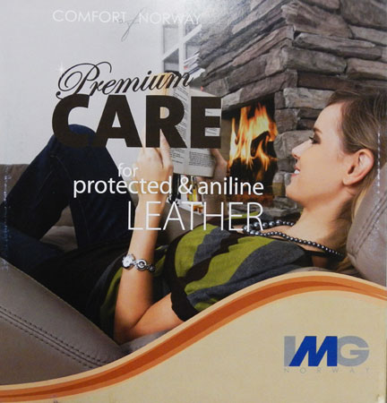 IMG Premium Care Kit for Leather