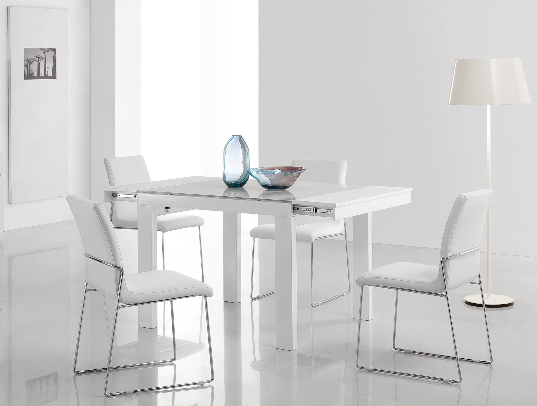 Kondo Extension Dining Table