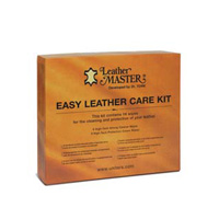Leather Master Easy Leather Care Kit