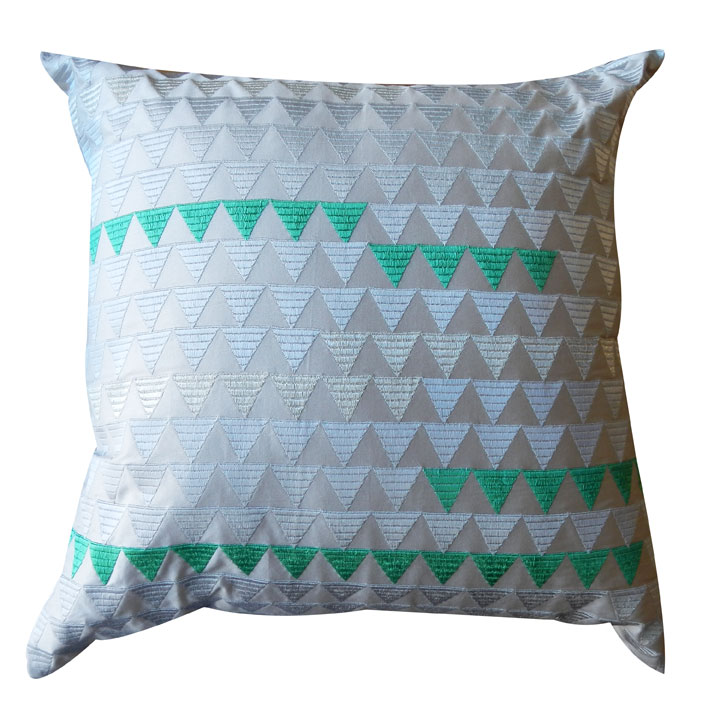 Mayla Cushion - Green