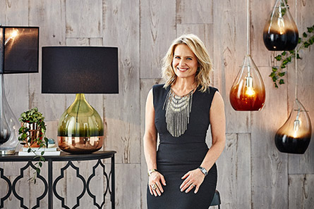 Shaynna Blaze lighing