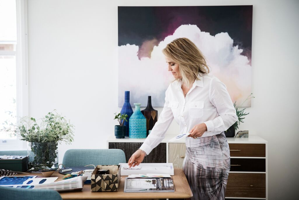 Shaynna Blaze wall art