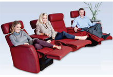 theatre sofa suites