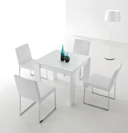Zarra Square Dining Table - Small